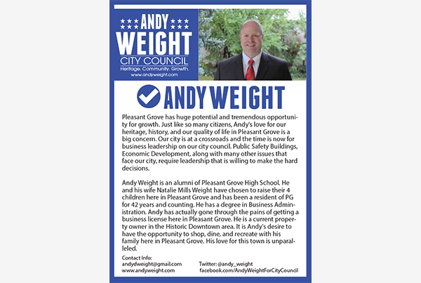 Andy Weight | Printable