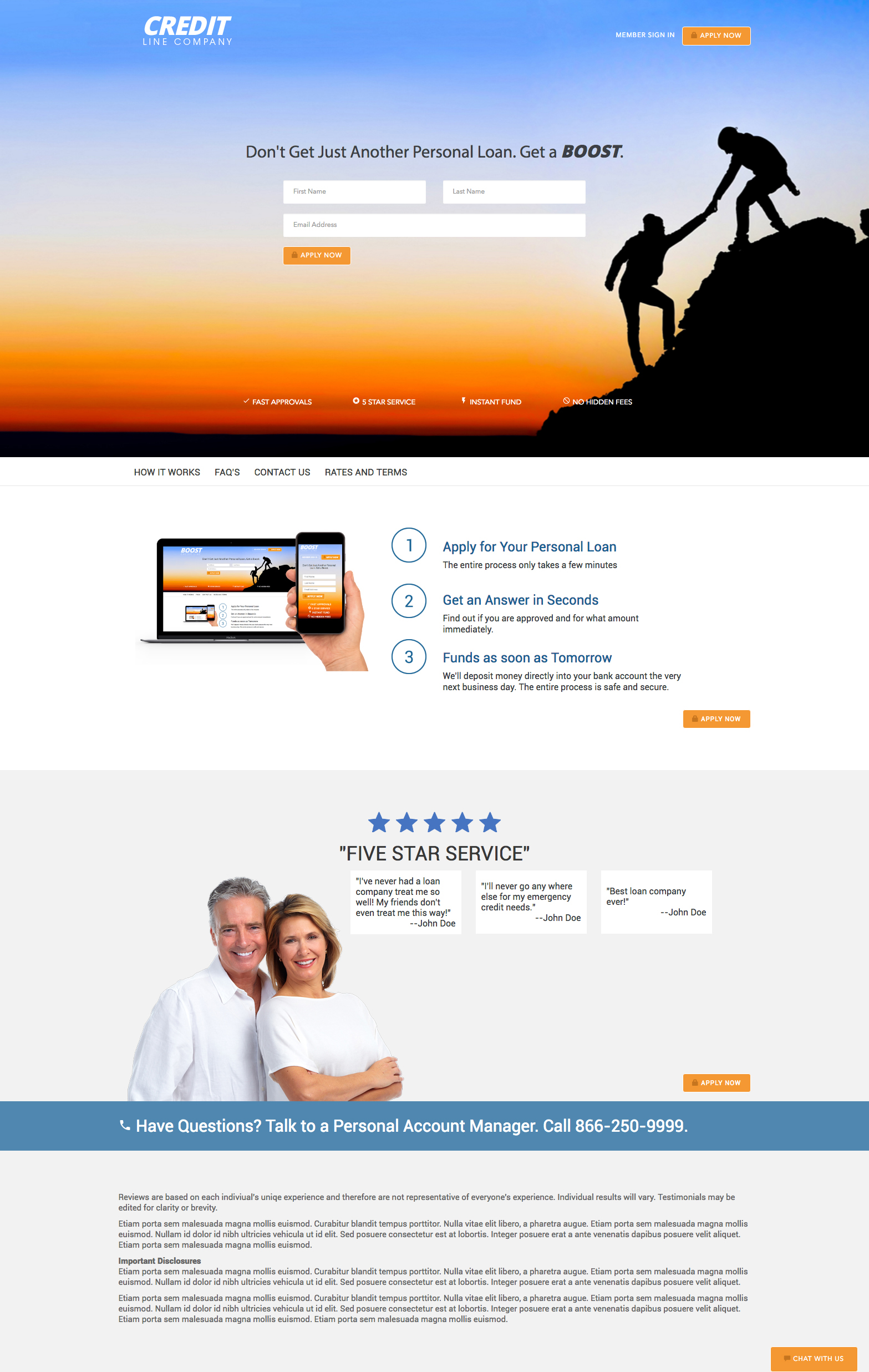 Credit-Line-Co-Home-Page